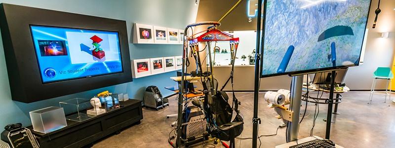 Full Sail University-VR-lab